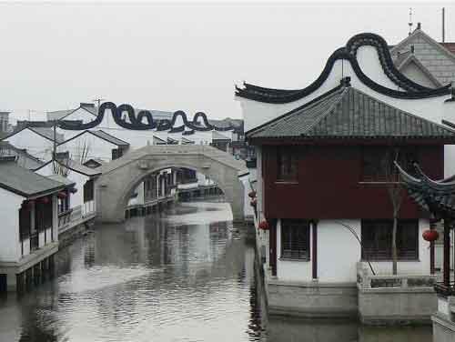 上海召稼楼古镇将于世博期间开街图片
